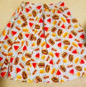 Modcloth Mini Skirt